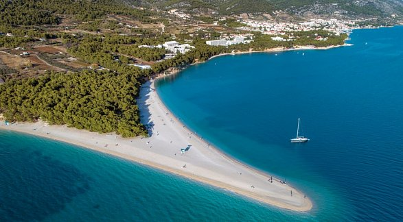 Bluesun Grand Hotel Elaphusa, Kroatien, Dalmatien, Bol, Bild 1