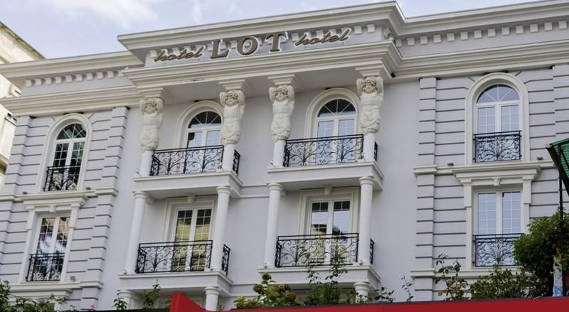 Lot Boutique Hotel, Albanien, Saranda, Tirana, Bild 1