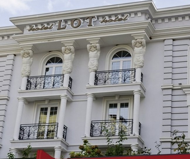 Lot Boutique Hotel, Albanien, Tirana, Bild 1