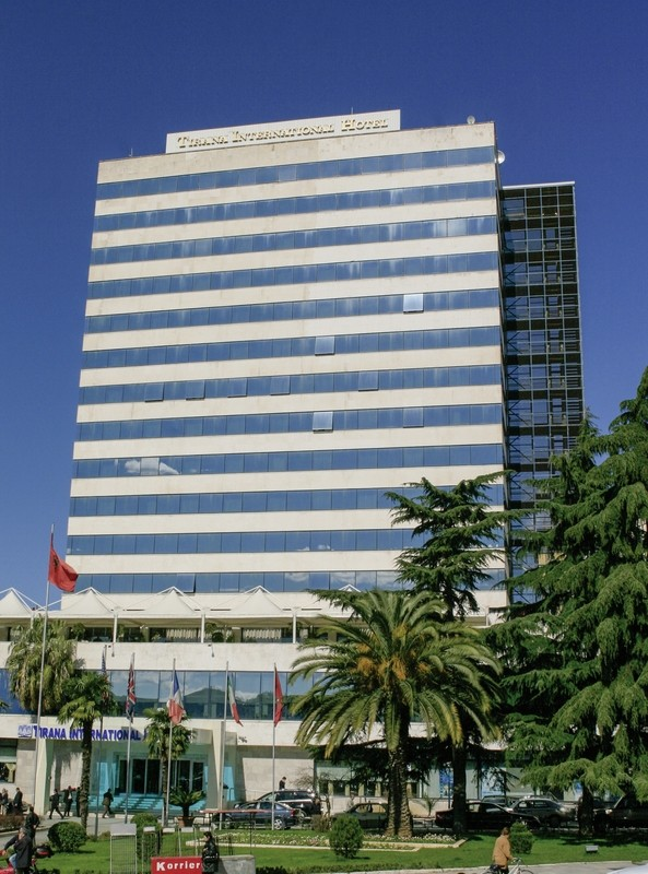 Hotel Tirana International, Albanien, Tirana, Bild 1