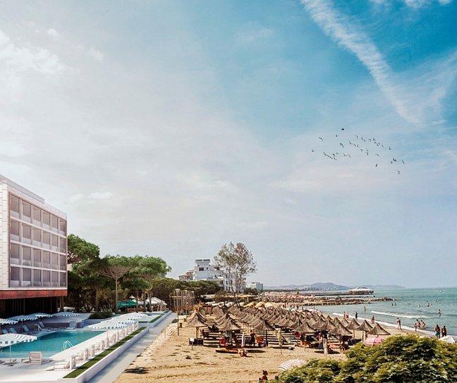 Hotel Eter Palace, Albanien, Golem, Bild 1