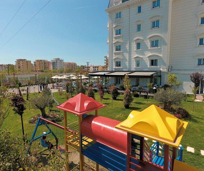 Flower Hotel & Spa, Albanien, Golem, Bild 1