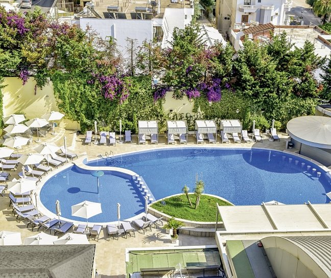 Butrinti Hotel, Albanien, Saranda, Bild 1