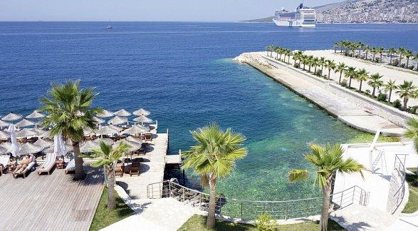 Hotel Santa Quaranta Premium Resort, Albanien, Saranda, Bild 1