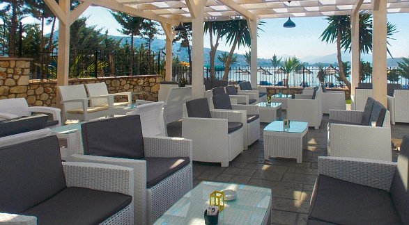 Hotel Vila Kalcuni, Albanien, Saranda, Bild 1