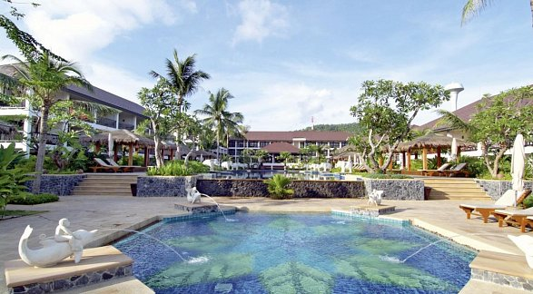 Hotel Bandara Resort & Spa, Thailand, Koh Samui, Bophut Beach, Bild 1