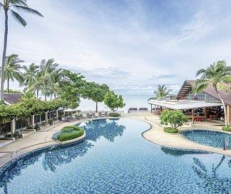 Hotel Peace Resort, Thailand, Koh Samui, Bophut Beach, Bild 1
