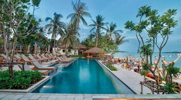 Hotel Banana Fan Sea Resort, Thailand, Koh Samui, Chaweng Beach, Bild 1