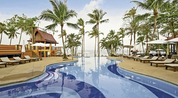 Hotel Pinnacle Samui Resort, Thailand, Koh Samui, Maenam Beach, Bild 1