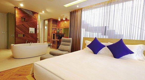 Hotel White Sand Samui Resort, Thailand, Koh Samui, Lamai Beach, Bild 1