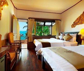 Hotel Coral Cliff Beach Resort, Thailand, Koh Samui, Lamai Beach, Bild 1
