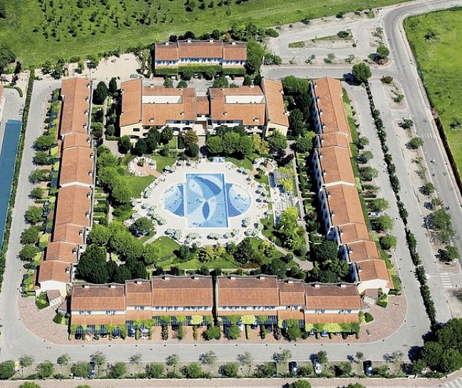 Hotel Villaggio Marco Polo, Italien, Obere Adria, Bibione, Bild 1