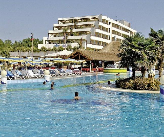 Savoy Beach Hotel+Thermal Spa, Italien, Adria, Bibione, Bild 1