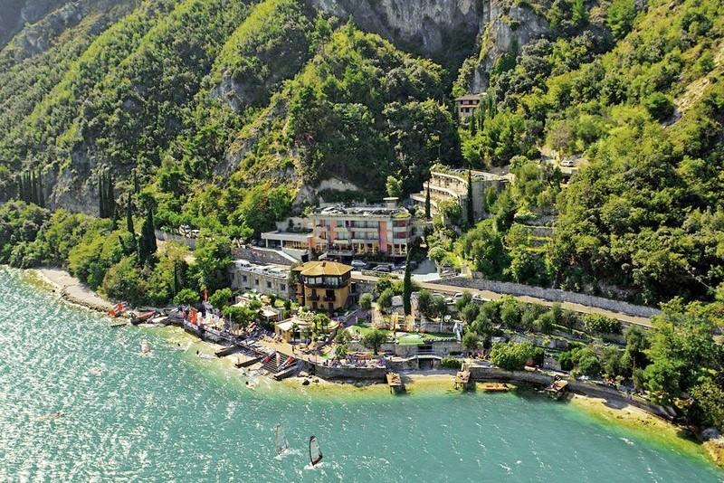 Surf Hotel Pier, Italien, Gardasee, Riva del Garda