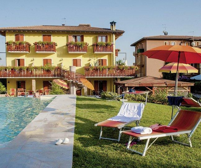 Hotel Romantic, Italien, Gardasee, Garda-Cavaion Veronese, Bild 1