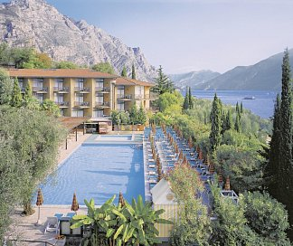 Hotel Leonardo da Vinci, Italien, Gardasee, Limone sul Garda, Bild 1