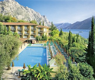 Hotel Leonardo da Vinci, Italien, Gardasee, Limone, Bild 1