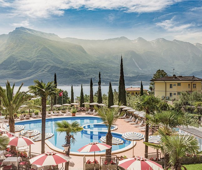 Hotel Caravel, Italien, Gardasee, Limone, Bild 1