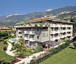 Hotel Villa delle Rose, Italien, Gardasee, Arco, Bild 1