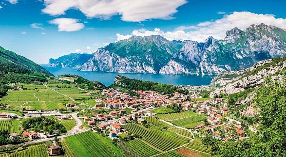 Hotel Continental, Italien, Gardasee, Nago-Torbole, Bild 1