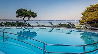 Hotel Pinija, Kroatien, Adriatische Küste, Petrcane