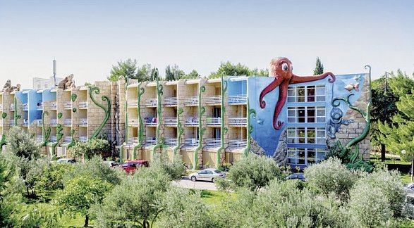 Amadria Park Kids Hotel Andrija, Kroatien, Adriatische Küste, Sibenik, Bild 1