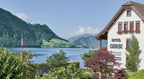 Hotel Gerbi, Schweiz, Zentralschweiz, Weggis, Bild 1