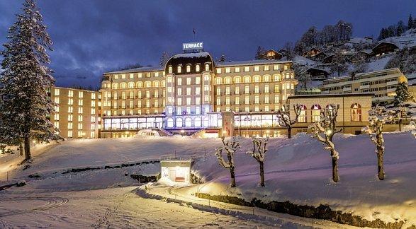 Hotel Terrace, Schweiz, Zentralschweiz, Engelberg, Bild 1
