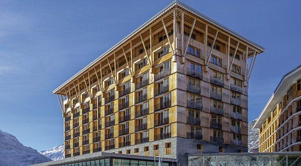 Radisson Blu Hotel Reussen, Schweiz, Kanton Uri, Andermatt, Bild 1