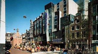 Hotel Inntel Amsterdam Centre, Niederlande, Amsterdam