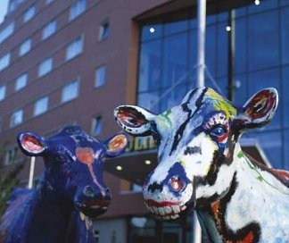 WestCord Art Hotel Amsterdam 3-stars, Niederlande, Amsterdam, Bild 1
