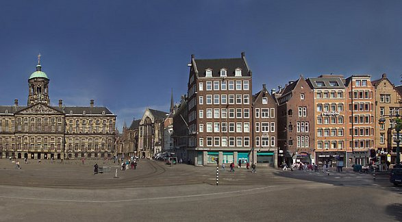Hotel Swissôtel Amsterdam, Niederlande, Amsterdam, Bild 1