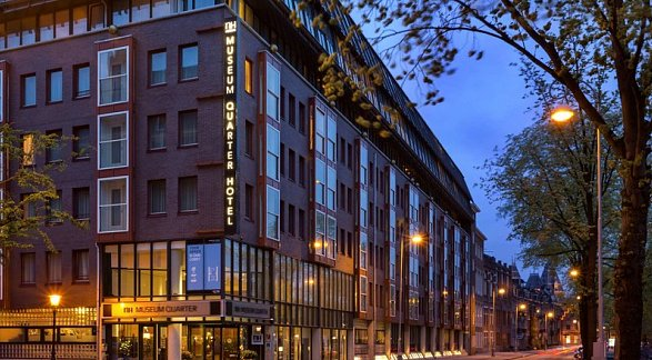 Hotel NH Museum Quarter, Niederlande, Amsterdam, Bild 1