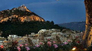 Hotel Titania, Griechenland, Athen