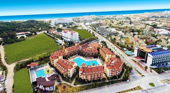 Orfeus Park Hotel, Türkei, Südtürkei, Çolakli, Bild 1