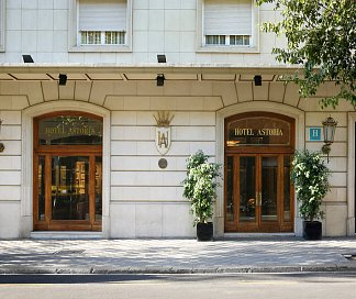Hotel Astoria, Spanien, Barcelona, Bild 1
