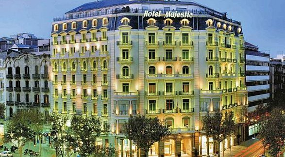 Majestic Hotel & Spa Barcelona GL, Spanien, Barcelona, Bild 1