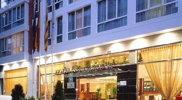 Hotel Silken Sant Gervasi, Spanien, Barcelona, Bild 1