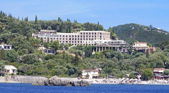 Hotel Paleo Art Nouveau, Griechenland, Korfu, Paleokastritsa, Bild 1