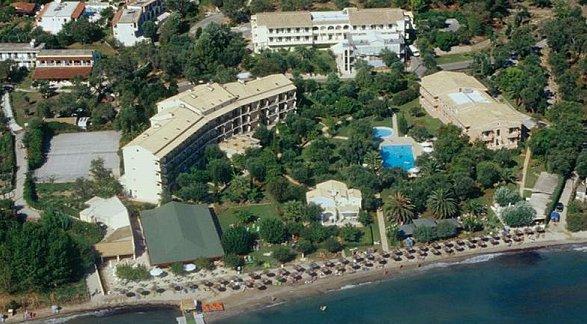 Delfinia Hotel, Griechenland, Korfu, Moraitika, Bild 1