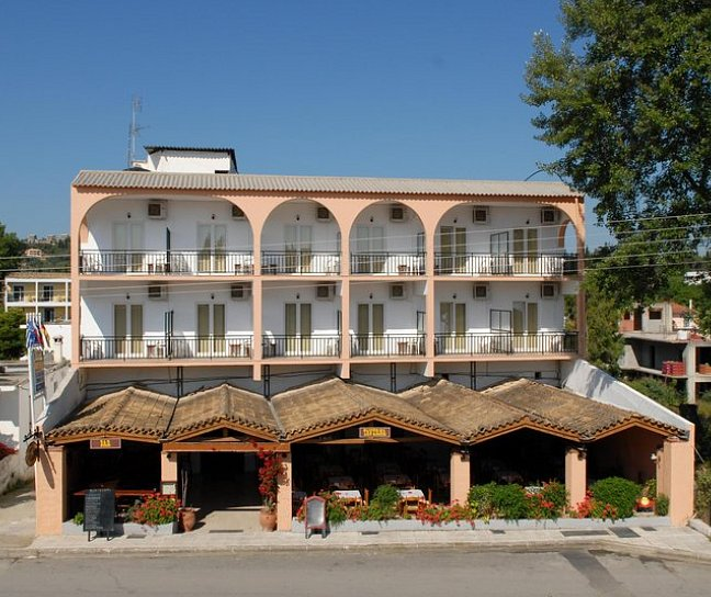 Hotel Popi Star, Griechenland, Korfu, Gouvia, Bild 1