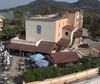 Gemini Hotel, Griechenland, Korfu, Messonghi, Bild 1