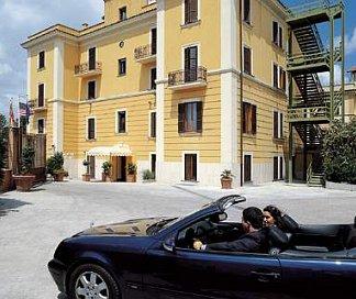 Romoli Hotel, Italien, Rom, Bild 1