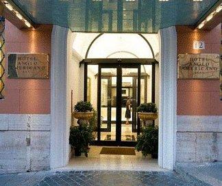Hotel Anglo Americano, Italien, Rom, Bild 1