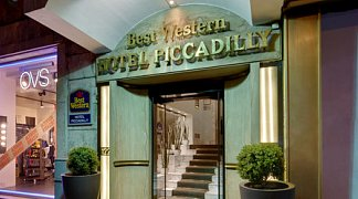 Best Western Hotel Piccadilly, Italien, Rom