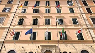 Hotel Diocleziano, Italien, Rom