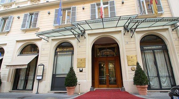 Empire Palace Hotel, Italien, Rom, Bild 1