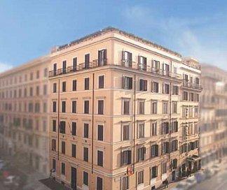 Hotel Palladium Palace, Italien, Rom, Bild 1