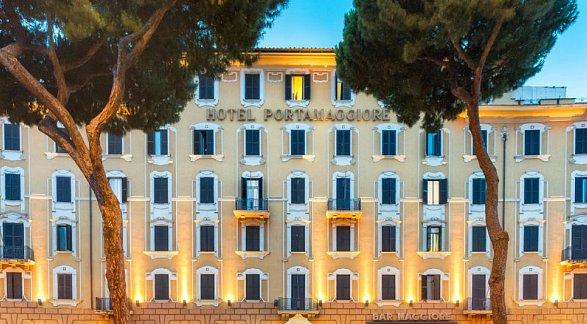 Hotel Portamaggiore, Italien, Rom, Bild 1