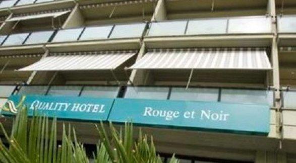 Quality Hotel Rouge et Noir, Italien, Rom, Bild 1